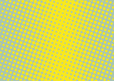Halftone background. Comic dotted pattern. Pop art retro style. Stock Photo