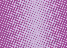 Halftone background. Comic dotted pattern. Pop art retro style. Royalty Free Stock Photo