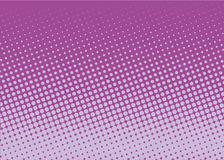 Halftone background. Comic dotted pattern. Pop art retro style. Royalty Free Stock Photography