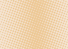 Halftone background. Comic dotted pattern. Pop art retro style. Backdrop with circles, rounds, dots, design element for web banners, posters, cards, wallpapers Stock Photography