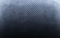 Halftone background dark blue