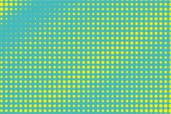 Halftone background. Digital gradient. Dotted pattern with circles, dots, point small scale. Green, yellow color. Halftone background. Digital gradient. Dotted vector illustration