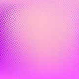 Halftone background. Pink abstract spotted pattern Royalty Free Stock Image