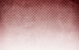 Halftone background red Royalty Free Stock Images