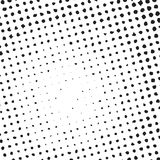 Halftone background template Royalty Free Stock Photo
