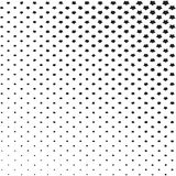 Halftone background template Royalty Free Stock Photos