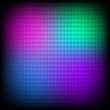 Halftone blurred background Stock Image