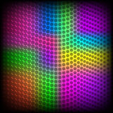 Halftone blurred background Royalty Free Stock Photography