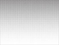 Halftone - board for an inscription white. Halftone board for an inscription white Royalty Free Stock Photography