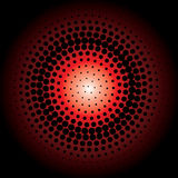 Halftone dots Stock Photos