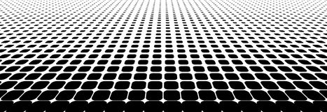 Halftone dots Royalty Free Stock Image