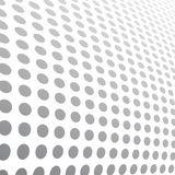 Halftone dots abstract background Royalty Free Stock Image