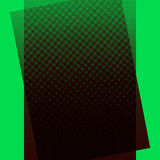 Halftone dots background Stock Images