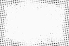 Halftone dots. Monochrome vector texture background for prepress, DTP, comics, poster. Pop art style template vector illustration