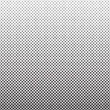 Halftone Dots Pattern Gradient Background Stock Afbeelding