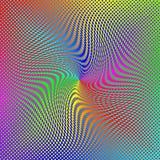 Rainbow Dots Stock Photos