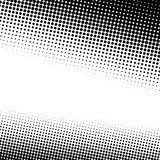 Halftone Dots Texture Royalty Free Stock Image
