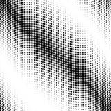 Halftone dotted background Stock Photo