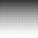 Halftone dotted background. Halftone effect vector pattern. Circ Royalty Free Stock Images
