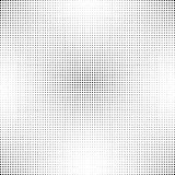 Halftone dotted background. Halftone effect vector pattern. Circle dots  on white background. Royalty Free Stock Photography