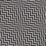 Halftone Edgy Lines Mosaic Endless Stylish Texture. Vector Seamless Black and White Pattern. Halftone Edgy Lines Mosaic Endless Stylish Texture. Abstract Stock Images