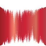 Halftone elements. Magic sound waves. stock illustration