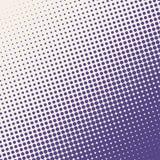 halftone Fond tramé grunge de vecteur L'image tramée pointille la texture de vecteur Fond pointillé par abstrait illustration de vecteur