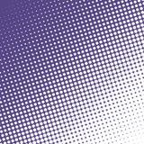 halftone Fondo de semitono del vector del Grunge El tono medio puntea textura del vector Fondo punteado extracto Fotos de archivo libres de regalías