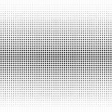 Halftone gestippelde achtergrond Halftone effect vectorpatroon Circ royalty-vrije illustratie
