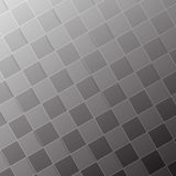 Halftone grey tile abstract modern background Royalty Free Stock Images