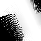 Halftone illustration Royalty Free Stock Photos