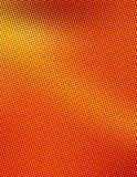 Halftone kleur vector illustratie