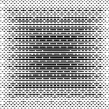 Halftone lined background. Halftone effect vector pattern.Differ Royalty Free Stock Photography