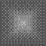 Halftone lined background. Halftone effect vector pattern.Differ Stock Images