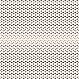 Halftone mesh seamless pattern. Illustration of smooth grid, tissue, net, fabric. Stock Photo