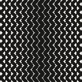 Vector halftone mesh seamless pattern. Smooth grid, weave, net. Royalty Free Stock Photography