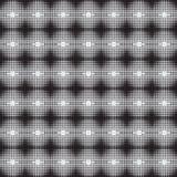 Halftone naadloos patroon als achtergrond 01 Royalty-vrije Stock Afbeelding