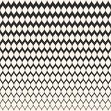 Halftone naadloos patroon, vectornetwerktextuur met overgang Royalty-vrije Stock Fotografie