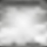 Halftone naadloze vectorachtergrond Abstract halftone effect met zwarte punten op witte achtergrond Stock Afbeelding