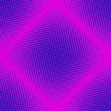 Halftone net naadloos patroon De kruising van lijnen, heldere kleuren Stock Foto