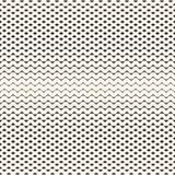 Halftone netwerk naadloos patroon Illustratie van vlot net, netto weefsel, stof Stock Foto