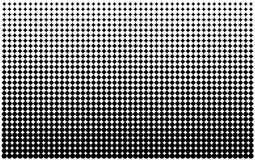 Halftone Offset Background. Vector Background Inspired in Halftone Offset Pattern Royalty Free Stock Images