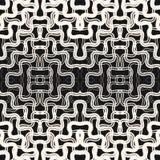 Halftone overgangseffect, optische kunsttextuur Creatief ontwerp Stock Fotografie