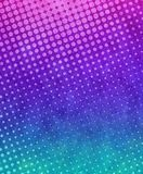Halftone paint background Royalty Free Stock Images