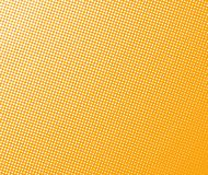 Halftone patroon stock illustratie