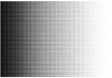 Halftone patroon Grappige achtergrond Gestippelde retro achtergrond met cirkels, punten Royalty-vrije Stock Afbeeldingen