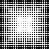 Halftone pattern stock illustration