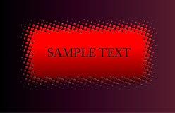 Halftone pattern background Royalty Free Stock Photography