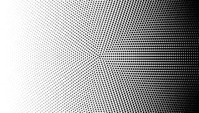 Halftone pattern background, round spot shapes, vintage or retro graphic Stock Photos