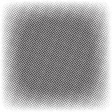 Halftone pattern background. Universal vector pattern, halftone dots on white background, screen print texture, monochrome geometric texture with repeated dots Royalty Free Stock Photography